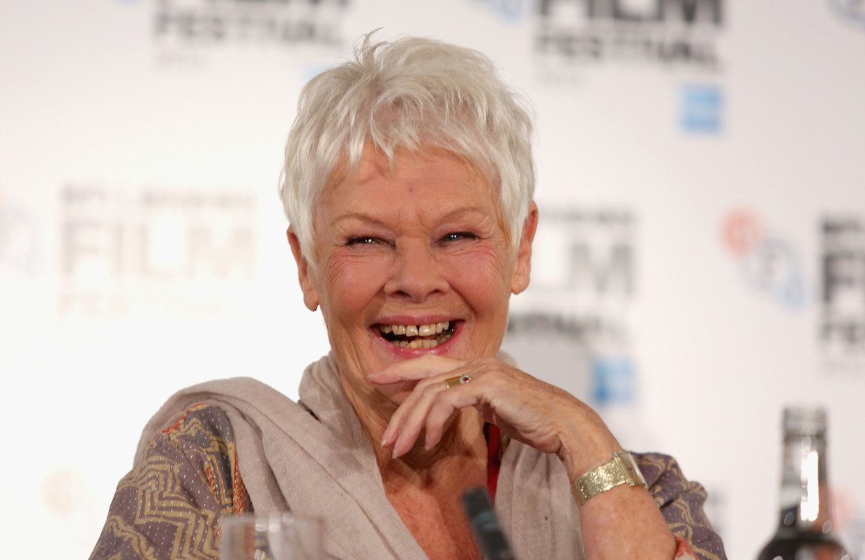 Discussion on this topic: Judi Dench Talks About Having An Active , judi-dench-talks-about-having-an-active/